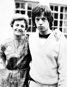 Mick's Mom Eva